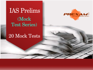 IAS Prelims Mock Test Online Test Series by PREXAM