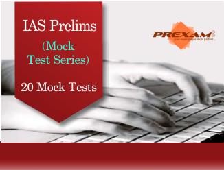 IAS Prelims Mock Test Online Test Series by PREXAM