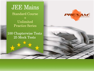 JEE Main Standard + Unlimited Practice by PREXAM