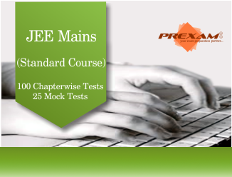JEE Mains Standard Online Test Series by PREXAM