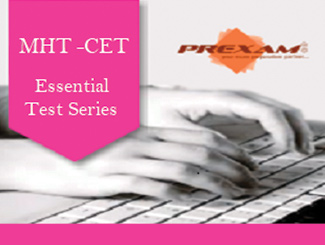 MHT-CET Essential Online Test Series by Prexam