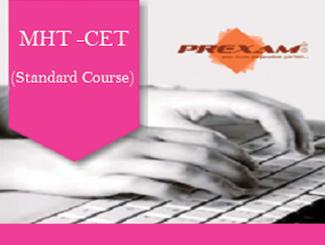 MHT-CET Standard Online Test Series by Prexam
