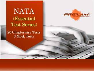 NATA Essential Online Test Series by PREXAM