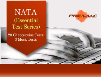 NATA Essential Online Test Series by PREXAM