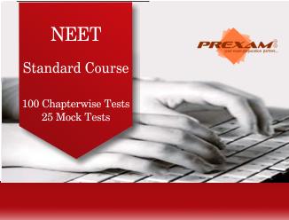 NEET Standard Online Test Series by PREXAM
