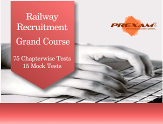 Railway Recruitment Exams Grand Online Test Series by PREXAM