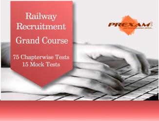 Railway Recruitment Exams Grand Online Test Series by PREXAM