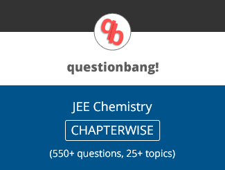 JEE Chemistry Chapterwise Online Mock Test Series
