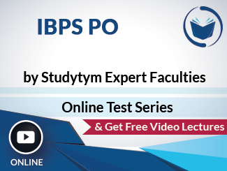 IBPS PO Online Test Series by Studytym Expert Faculties