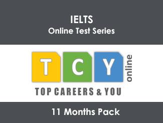 IELTS Online Test Series 11 Months Pack