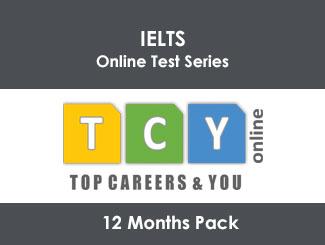 IELTS Online Test Series 12 Months Pack