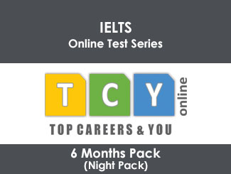 IELTS Online Test Series 6 Months Pack (Night Pack)