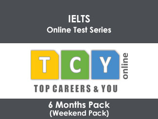 IELTS Online Test Series 6 Months Pack (Weekend Pack)