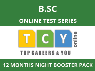 B.SC Online Test Series (12 Month Pack, Night Booster Pack)
