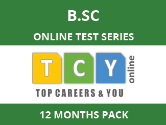 B.SC Online Test Series (12 Month Pack)