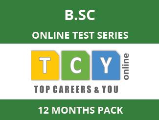 B.SC Online Test Series (12 Month Pack)