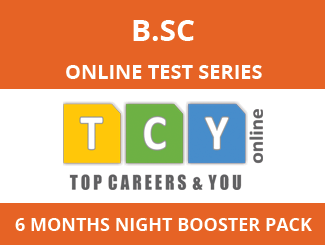 B.SC Online Test Series (6 Month Pack, Night Booster Pack)