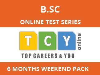 B.SC Online Test Series (6 Month Pack, Weekend Pack)