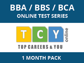 BBA / BBS / BCA Online Test Series (1 Month Pack)