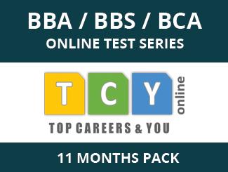 BBA / BBS / BCA Online Test Series (11 Months Pack)