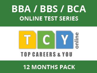 BBA / BBS / BCA Online Test Series (12 Months Pack)