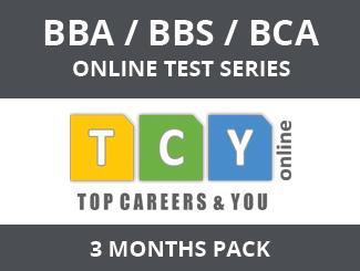 BBA / BBS / BCA Online Test Series (3 Months Pack)
