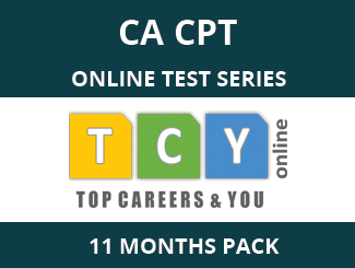 CA-CPT Online Test Series (11 Month Pack)