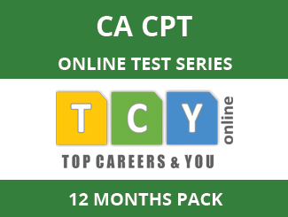 CA-CPT Online Test Series (12 Month Pack)