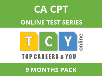 CA-CPT Online Test Series (9 Month Pack)