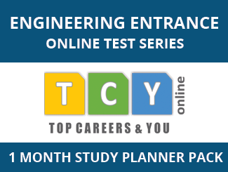 Engineering Entrance Online Test Series (1 Month, Study Planner Pack)