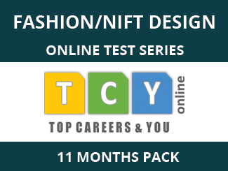 Fashion/NIFT Design Online Test Series (11 Month Pack)