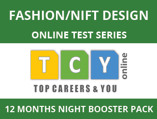 Fashion/NIFT Design Online Test Series (12 Month Pack, Night Booster Pack)