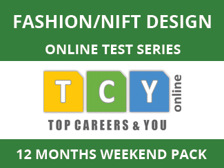 Fashion/NIFT Design Online Test Series (12 Month Pack, Weekend Pack)