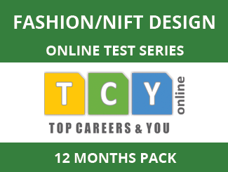 Fashion/NIFT Design Online Test Series (12 Month Pack)