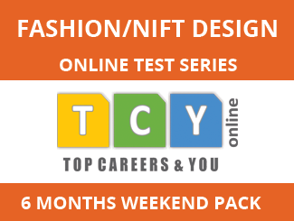 Fashion/NIFT Design Online Test Series (6 Month Pack, Weekend Pack)