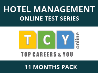Hotel Management Online Test Series (11 Months Pack)