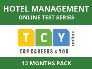 Hotel Management Online Test Series (12 Months Pack)
