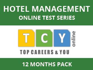 Hotel Management Online Test Series (12 Months Pack)