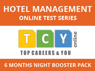 Hotel Management Online Test Series (6 Months, Night Booster Pack)
