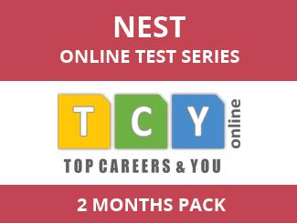 NEST Online Test Series (2 Months Pack)