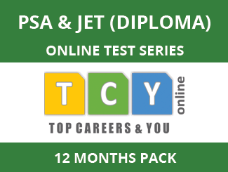 PSA & JET (Diploma) Online Test Series (12 Month Pack)
