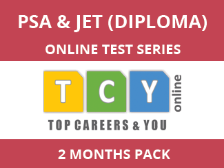 PSA & JET (Diploma) Online Test Series (2 Month Pack)