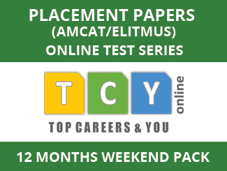 Placement Papers (AMCAT/eLitmus) Online Test Series (12 Month Pack, Weekend Pack )
