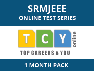 SRMJEEE Online Test Series (1 Month Pack)