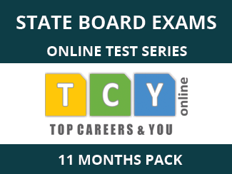 State Board Exams Online Test Series (11 Month Pack)