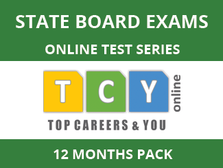 State Board Exams Online Test Series (12 Month Pack)