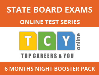 State Board Exams Online Test Series (6 Month Pack, Night Booster Pack)