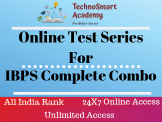 IBPS (PO & Clerk) Pre & Mains Combo Online Test Series (Hindi)