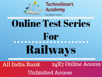 Railways Online Test Series (English)
