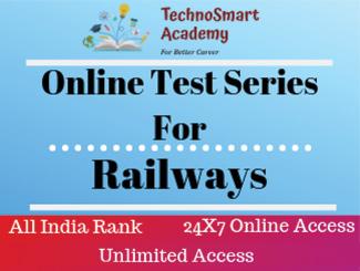 Railways Online Test Series (English)